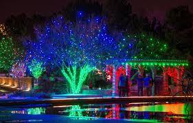 christmas in july try january denver botanic gardens