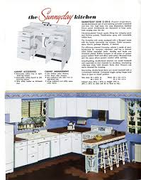 Kitchen Cabinet Catalogue 1953 Crane Kitchen Cabinets 26 Photos Complete Catalog Retro