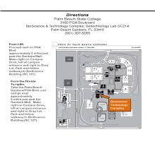 Florida Turnpike Map by Pbsc Biotech Skills Workshop