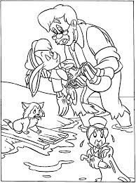 pinocchio coloring pages coloring pages kids