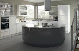 element de cuisine gris cuisine cuisine gris anthracite îlot de cuisine couleur gris