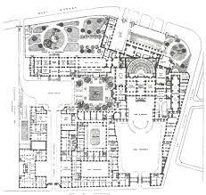 buckingham palace interior layout