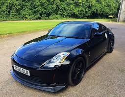 nissan 350z used uk nissan 350z 2005 for 6 800 00 uk cheap used cars