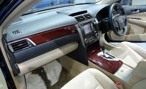 Toyota Camry 2013 Interior Leaked Release Date And Details New Toyota Camry 2012 Car To Ride