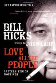 love all the people letters lyrics routines by bill hicks