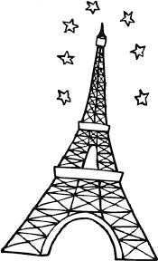 free resume download and print paris eiffel tower coloring pages download and print for free