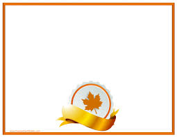 thanksgiving border clipart black and white 2 gclipart
