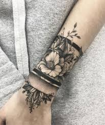 Flower Tattoos On - the 25 best forearm tattoos ideas on forearm flower