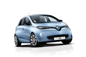 Zoe Information My Renault Zoe Electric Car