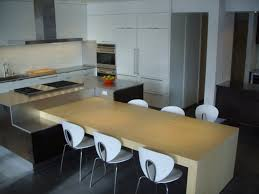 Modern Kitchen Interior Design Island  Home Improvement - Modern kitchen interior design