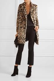 Leopard Print Faux Fur Throw Best 25 Faux Coat Ideas On Pinterest Ariana Grande Hair Fluffy