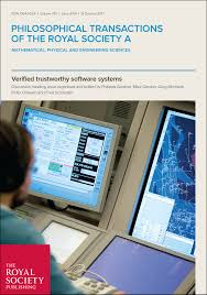 industrial verification with acl2 philosophical transactions of