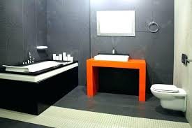 orange bathroom ideas burnt orange and grey bathroom best burnt orange bathrooms ideas on