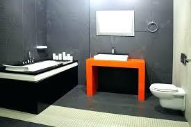 orange bathroom ideas burnt orange and grey bathroom best burnt orange bathrooms ideas on
