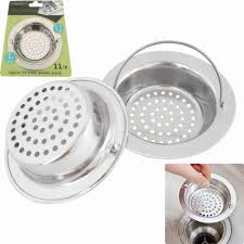 Fengbao Piece Handheld Stainless Steel Kitchen Sink Strainer - Kitchen sink strainer