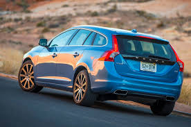 volvo hatchback 2015 2015 volvo v60 t5 drive e first drive motor trend