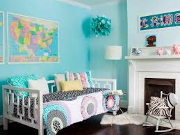 Black And White Bedroom With Color Accents Teenage Bedroom Color Schemes Pictures Options U0026 Ideas Hgtv