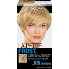 l u0027oreal paris le petite frost hi precision pull through cap