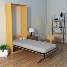 Wall Folding Bed Vertical Wall Folding Bed At Rs 27999 Unit Wall Beds Id