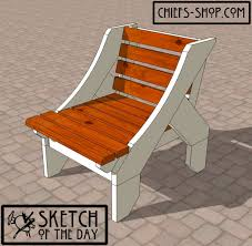 Titanic Deck Chair Plans Free by Woodworking Plans Lounge Chair Out Door Furniture Plans Plans