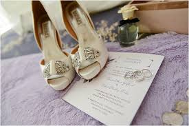 wedding shoes houston ivory lavender wedding at the bell tower on 34th