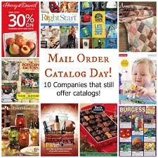 national mail order catalog day 10 companies that still offer