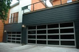 garage glass doors contemporary style garage doors repair replace a1 garage doors az