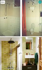 Bathroom Makeovers Before And After Pictures - small bathroom makeovers 10 incredible transformations curbly