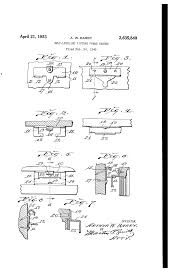 patent us2635840 self leveling picture frame hanger google patents