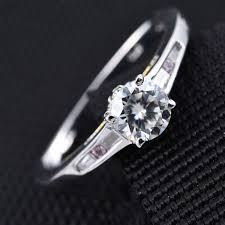 valentines day ring gifts of solitaire rings for s day shop lc