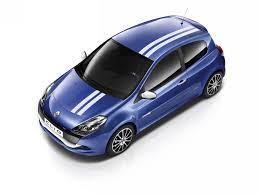 renault sport rs 01 blue 2010 renault clio gordini r s conceptcarz com