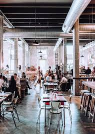 deco de restaurant darwin le nouvel éco quartier de bordeaux marie claire