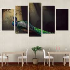 Home Decor Wall Posters Online Get Cheap Peacock Posters Aliexpress Com Alibaba Group