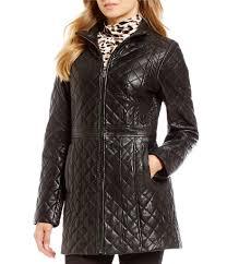 leather apparel women u0027s coats u0026 jackets dillards