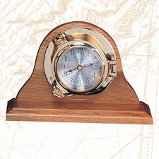 Nautical Desk Clock Instruments And Clocks Page 3