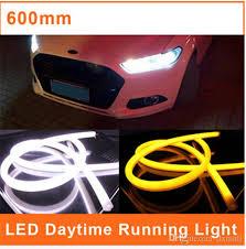 car led lights for sale led daytime running l day light turn signal 60cm flexible