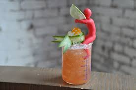 Drink Garnishes 13 Absurdly Entertaining Cocktail Presentations Eater