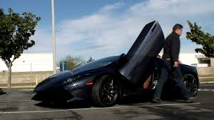 butterfly doors lamborghini huracan door conversion kit by vertical doors inc 3