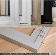 kitchen cabinets aluminum glass door kitchen cabinet door frame wardrobe cabinet door frame