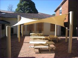 Roll Up Patio Screen by Outdoor Ideas Custom Exterior Blinds Outdoor Awnings And
