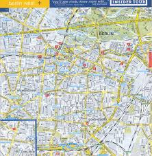 Map Of Berlin Germany by Guide To Bach Tour Berlin Maps