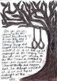 the hanging tree by wearenotlonghere on deviantart