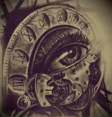 clock tattoo on hand the eye clock tattoo design идеи pinterest clock tattoo