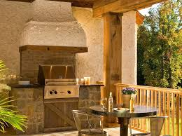 Rustic Outdoor Kitchen Ideas Outdoor Kitchen Ideas Rustic Porch To Clearly Witt Construction