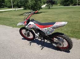 custom motocross bikes personal honda 230f dirt bike