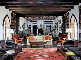 Navajo Home Decor by Heiress Millicent Rogers U0027s Iconic Residences Architectural Digest