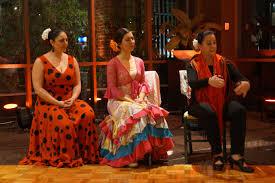spanish nights at màzi meet christina argyri from pasion flamenco