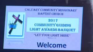Guiding Light Church 2017 Guiding Light Awards Banquet Wtov