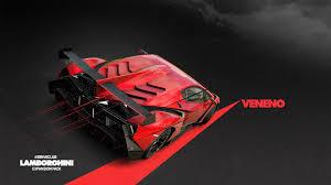 Lamborghini Veneno Engine - lamborghini lamborghini veneno driveclub video games mid