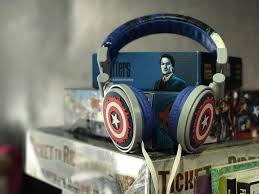 Creatively Designed by Rock Out With Cellprime U0027s Avengers Headphones Flipgeeks